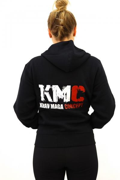 KMC - Krav Maga Concept Hooded Jacket